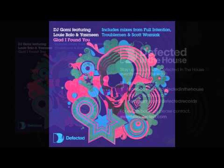 DJ Gomi feat Louie Balo & Yasmeen - Glad I Found You (Ethan White Vocal Remix)