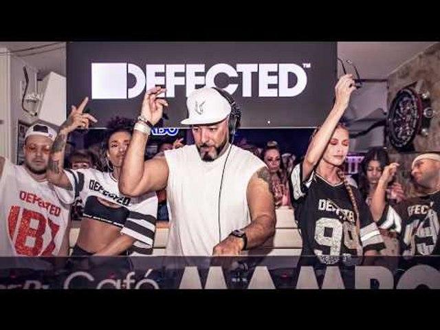 Roger Sanchez - Mixing & Scratching DJ Skills, Live @ Café Mambo
