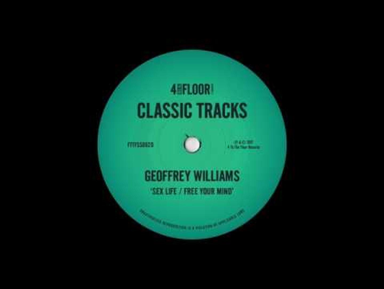 Geoffrey Williams 'Sex Life' (Armand's Abstract Da Funk Mix)