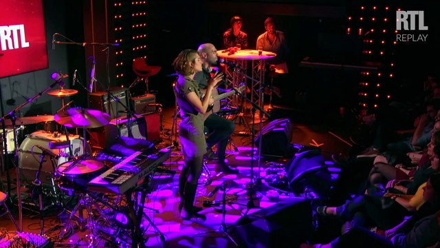 Ben & Slane - Heart Shaped Box (Live) - Le Grand Studio RTL