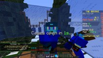 MINECRAFT EN EQUIPOS LOCOS THE BRIDGE EN EQUIPOS LOCOS