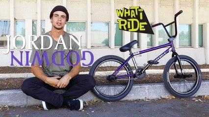 Jordan Godwin what I Ride | RIDEbmx