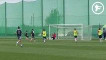 EdF : le doublé de Thomas Lemar face aux U19 du Spartak