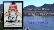 19 .ITALIE 2013. Le Lac Majeur.Part 01. Iles Borromées. Stresa et départ pour les iles .(Hd 1080)
