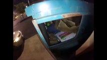 4K TV IN THE DUMPSTER - Gamestop Dumpster Diving - Dumpster Diving At Gamestop Dumpster Diving Haul! Dumpster Dive Finds