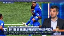 Coupe du monde: le Brésil fait tomber le Costa Rica