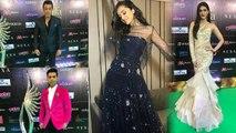 IIFA 2018: Urvashi Rautela, Bobby Deol, Anil Kapoor SIZZLE at Green Carpet; Watch Video। FilmiBeat