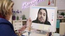 Paquita Salas conoce a Brays Efe | Netflix