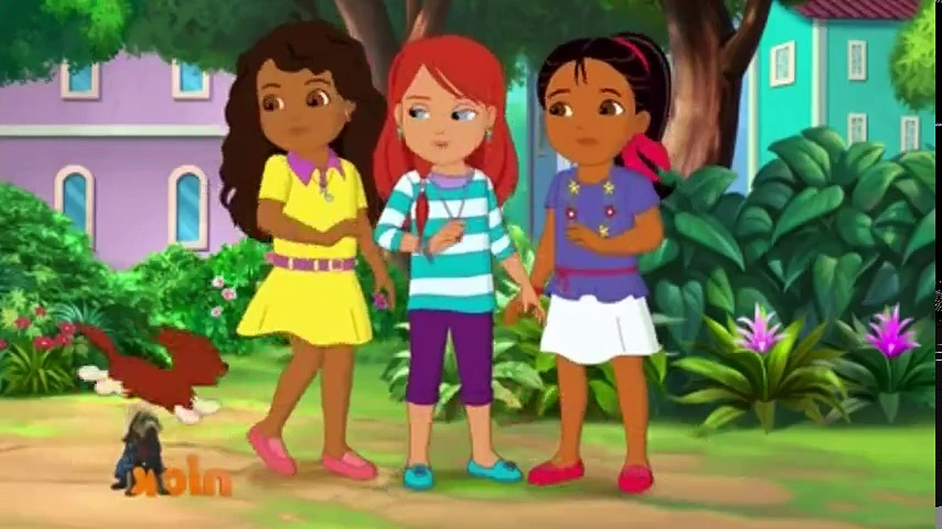 Dora and Friends Into the City S01 - Ep13 Puppy Princess Rescue (1) HD Watch