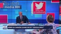 """L'Invitée témoin: Myriam Ogier, auteur de """"Un cerveau droit au pays des cerveaux gauches"""" - 23/06"""
