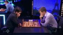 Paris Grand Chess Tour 2018 - Jour 1 Blitz Rounds 1-9