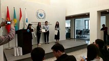 UCA CONCLUDES 1ST MODEL UNITED NATIONS CONFERENCE IN NARYNOver 50 people participated in the University of Central Asia First UCA Model United Nations Confere