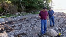 La maldicion de Oak Island 5x07 completamente seco