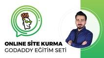 10 Dakika'da İnternet Sitesi Kurma  - Godaddy ile Online İnternet Sitesi Kurma Eğitimi