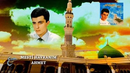 Ahmet  - Mesti Hayranım  (Official Audio)