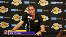 Rob Pelinka Explains Lakers' Picks In 2018 NBA Draft (With Time Stamps!)