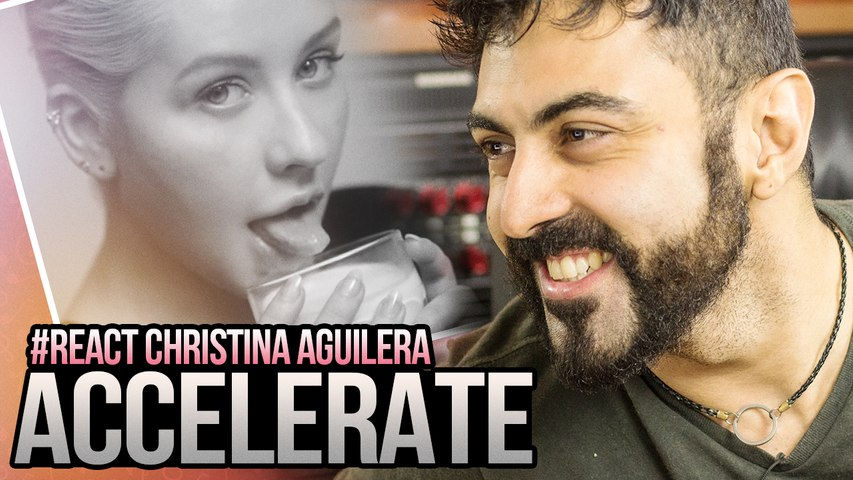REAGINDO a Christina Aguilera - Accelerate (Official Video) ft. Ty Dolla $ign, 2 Chainz
