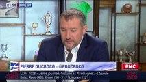"""Pierre Ducrocq après Allemagne-Suède : """"A quel prix les grosses équipes arrivent à gagner les matches qui sont soi-disant pour elles ?""""_copy"""