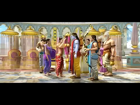 Ramayana: The Epic Trailer