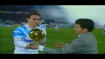 Jean Pierre Papin ● Goals and Skills ● Olympique Marseille 1991/92