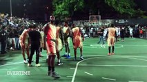 Terry Rozier Goes SCARY TERRY At Dyckman!!! Lance Stephenson Pops Out In EPIC Streetball Game