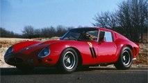 A Rare Ferrari 250 GTO Set To Break Auction Records