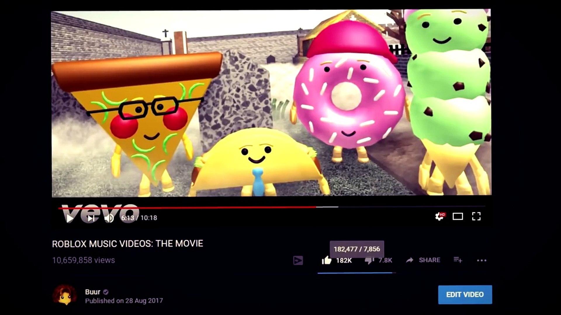 Buur Roblox Music Video 8