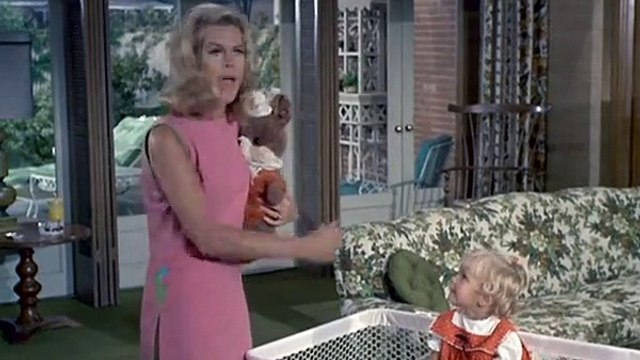 Bewitched S03E06 - Endora Moves In or A Spell