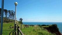 Y por fin salió el Sol en Asturias! Imágenes de la costa de Candás hoy sábado 23 de junio