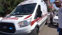 Şanlıurfa Engelli Seçmen Ambulansla Oy Kullanmaya Gitti