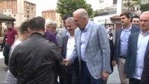 İstanbul Büyükşehir Belediye Başkanı Mevlüt Uysal Oyunu Ailesi ile Birlikte Kullandı