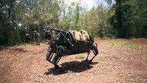 Boston Dynamics Deadly Future Weapon BigDog LS3 Robots Can Be Worst NightMare