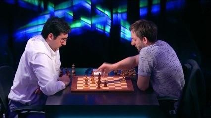 Paris Grand Chess Tour 2018 - EN Day 2 Blitz Rounds 10-18