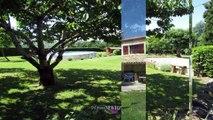 QUERCY - PROCHE MIRAMONT DE QUERCY - Maison avec 4 chambres, hangar, piscine, jardins et belle vue