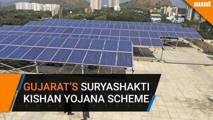 Gujarat farmers can now produce, sell solar power under Suryashakti Kishan Yojana
