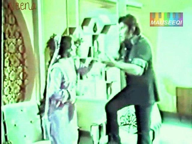 Woh Aa To Jaaye Magar Intezar - Music Nisar Bazmi - Film Ajnabi (1975) Title_25 DvD Ghulam Abbas Solo Hits