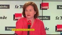 """Nathalie Loiseau, ministre chargée des Affaires européennes, estime """"qu'on est dans un moment de crise politique sérieuse."""" Elle a notamment fustigé les populistes, qui selon elle """"utilisent le défi migratoire pour créer une crise politique""""."""