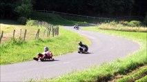 """La """"Marchaux Classic Freeride"""" a attiré de nombreux riders"""