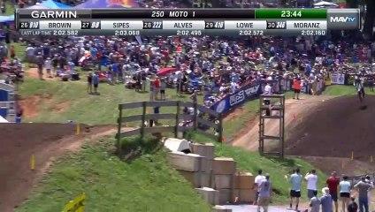 Lucas Oil Pro Motocross 2018 - Rd5 Muddy creek   - 250 Moto 1