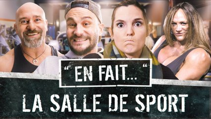 Quand TU VAS à la SALLE de SPORT ( Vincent Scalera - Lea Camilleri ) EN FAIT #S02 Ep.15