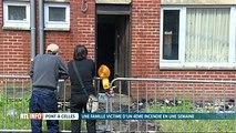 Une famille victime d'un 4e incendie en une semaine à Pont-à-Celles