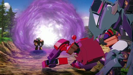 Transformers: Robots in Disguise: Combiner Force: Episode 19: Prepare for Departure (HD)