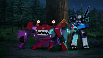 Transformers: Robots in Disguise: Combiner Force: Episode 20: Prisoner Principles (HD)