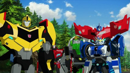 Transformers: Robots in Disguise: Combiner Force: Episode 21: Collateral Damage (HD)