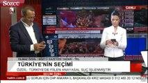 Sözcü yazarı gazeteci Yılmaz Özdil'den son dakika seçim yorumu