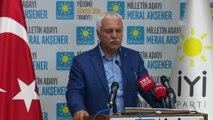 İYİ Parti Genel Başkan Yardımcısı Aydın: 'İyi bir başlangıç yaptığımızı düşünüyoruz' - ANKARA
