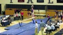 Anella Anderson Balance Beam Yale 2-13-16