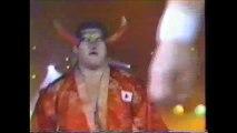 Junji Hirata/Hiroyoshi Tenzan vs Masa Chono/Hiro Saito (New Japan February 18th, 1995)