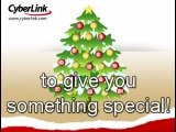 Merry Christmas from CyberLink!
