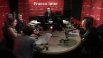 Guillaume Perrier et Delphine Minoui répondent aux questions de Léa Salamé